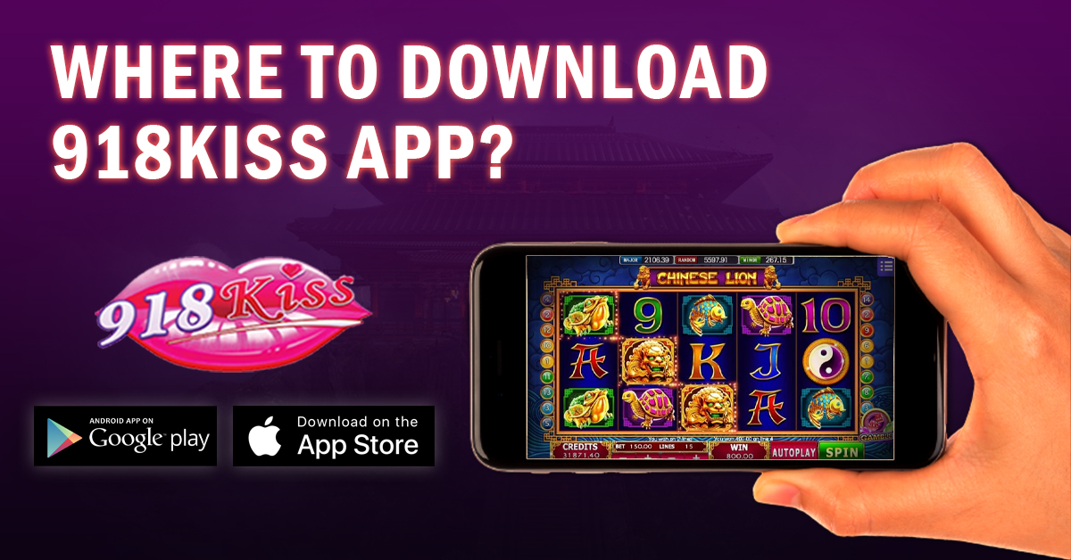 where to install 918kiss apps