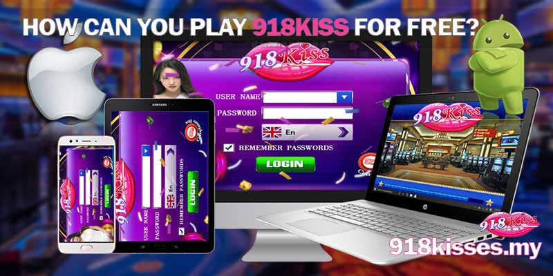 how can you play 918kiss for free
